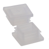 LDPE Cuvette Caps (Caps sold separately)