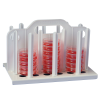 54 Places Portable Petri Dish Rack
