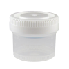 40mL (1.34 oz.) Tite-Rite™ Sterile Container with 48mm Cap - Case of 600