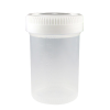 90mL (3 oz.) Tite-Rite™ Sterile Container with 48mm Cap - Case of 400
