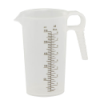 8 oz. Accu-Pour™ Polypropylene Measuring Pitcher