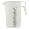 64 oz. Accu-Pour™ Polypropylene Measuring Pitcher