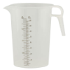 128 oz. Accu-Pour™ PP Measuring Pitcher