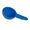 14.8cc Blue Polypropylene Scoop