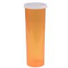 60 Dram Amber Polypropylene Snap Cap Vials