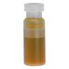 1.5mL Amber Limited Volume Snap Seal™ Polypropylene Vials with 11mm Crimp Neck - Case of 1000 (Seals Sold Separately)