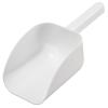 1000mL White Polystyrene Sterile Sterileware® Pharma Scoops - Case of 25