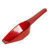 100mL Red Polypropylene Laboratory Scoops - Pack of 12