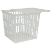 Basket with Lid 6x6x6