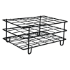 Black Poxygrid Centrifuge Rack with 24 Places