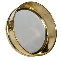 250 µm Stainless Steel Mesh Brass Testing Sieve