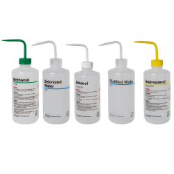 Thermo Scientific™ Nalgene™ Right-to-Understand Safety Wash Bottles with GHS Labeling