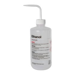500mL Ethanol Nalgene™ Right-to-Understand LDPE Wash Bottle