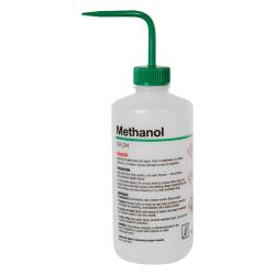 500mL Methanol Nalgene™ Right-to-Understand LDPE Wash Bottle