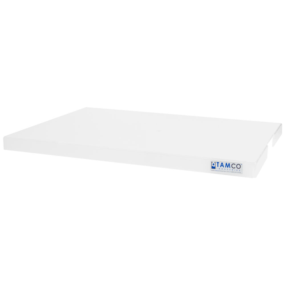 Tamco® Polypropylene Cover for 18 Liter Polypropylene Sterilizing Tray