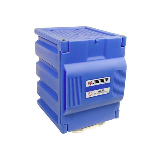 Blue Polyethylene Storage Cabinets