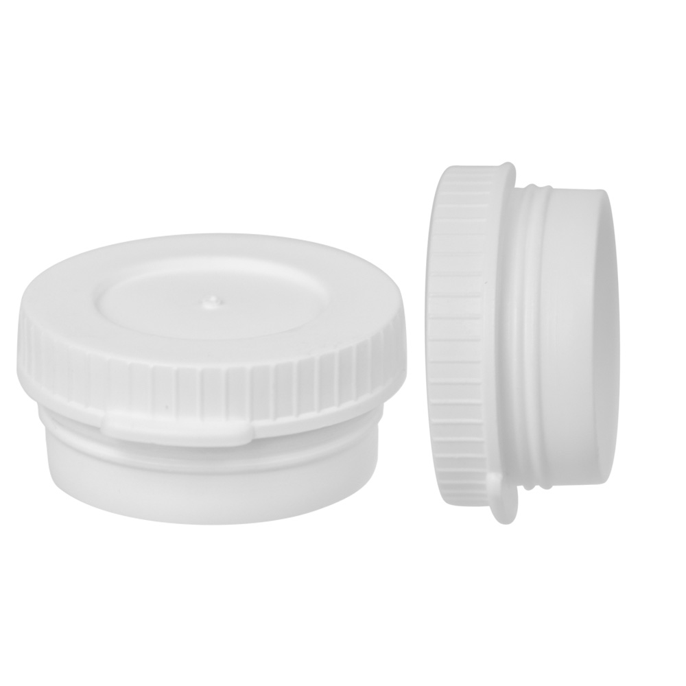 33mm LDPE Cap Plug Seal for Vials with Thumb Tab