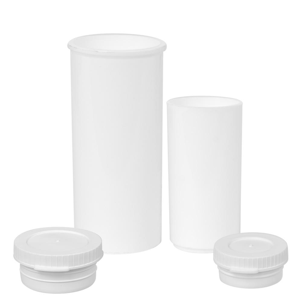 Polypropylene Vials & Caps