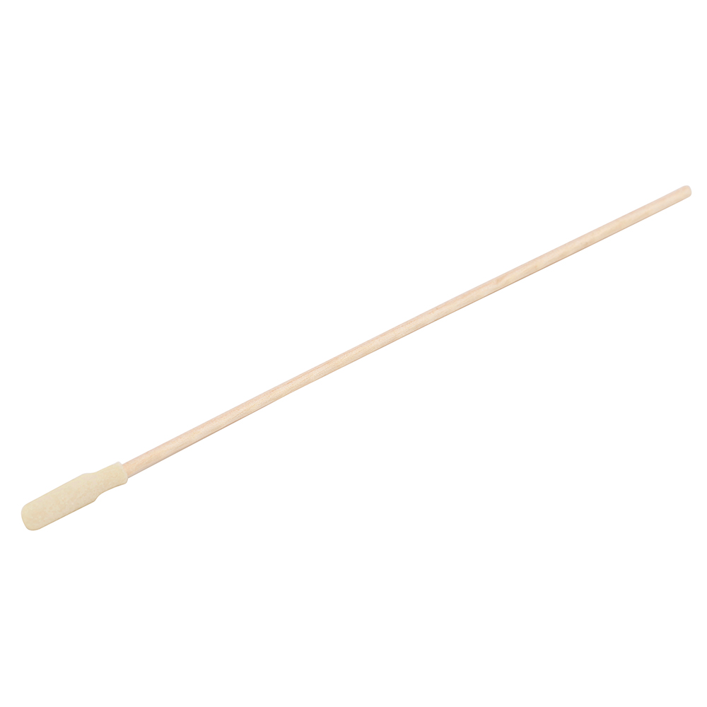 "Enviro-Swabs™ with 6"" Wood Handle & 0.1635"" Wide Swab"