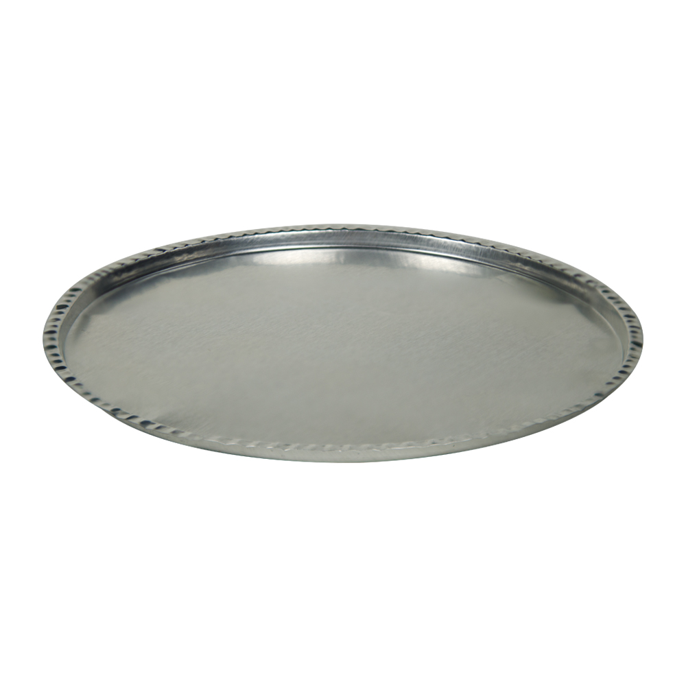 "4 3/4"" ID x 3/16""H Dyn-A-Dish® Disposable Moisture Pans"