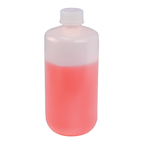 1000mL Narrow Mouth HDPE Reagent Bottles with 38/430 Caps