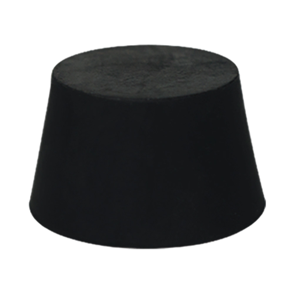 Size 8 Solid Rubber Stopper