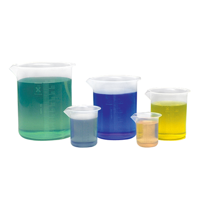 Griffin Style Polypropylene Beaker Set