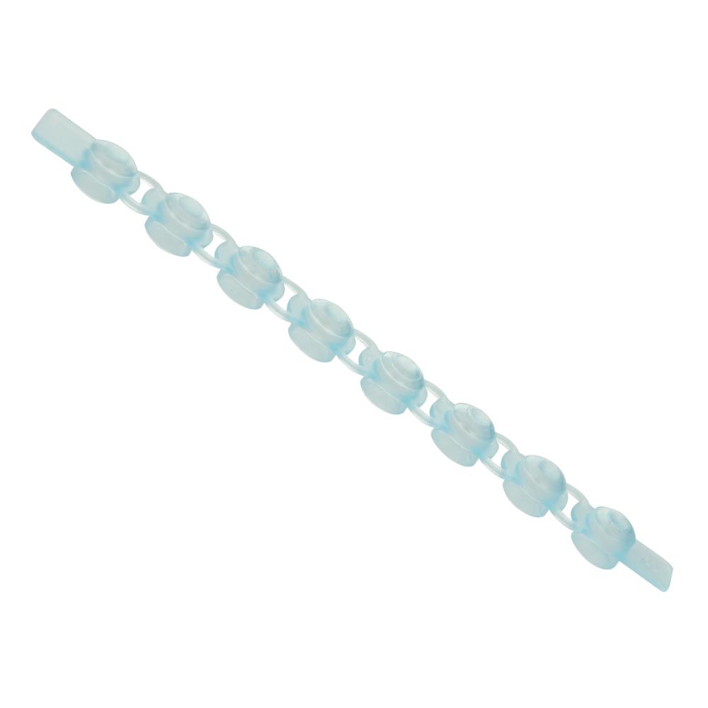 Blue PCR Cap Strip