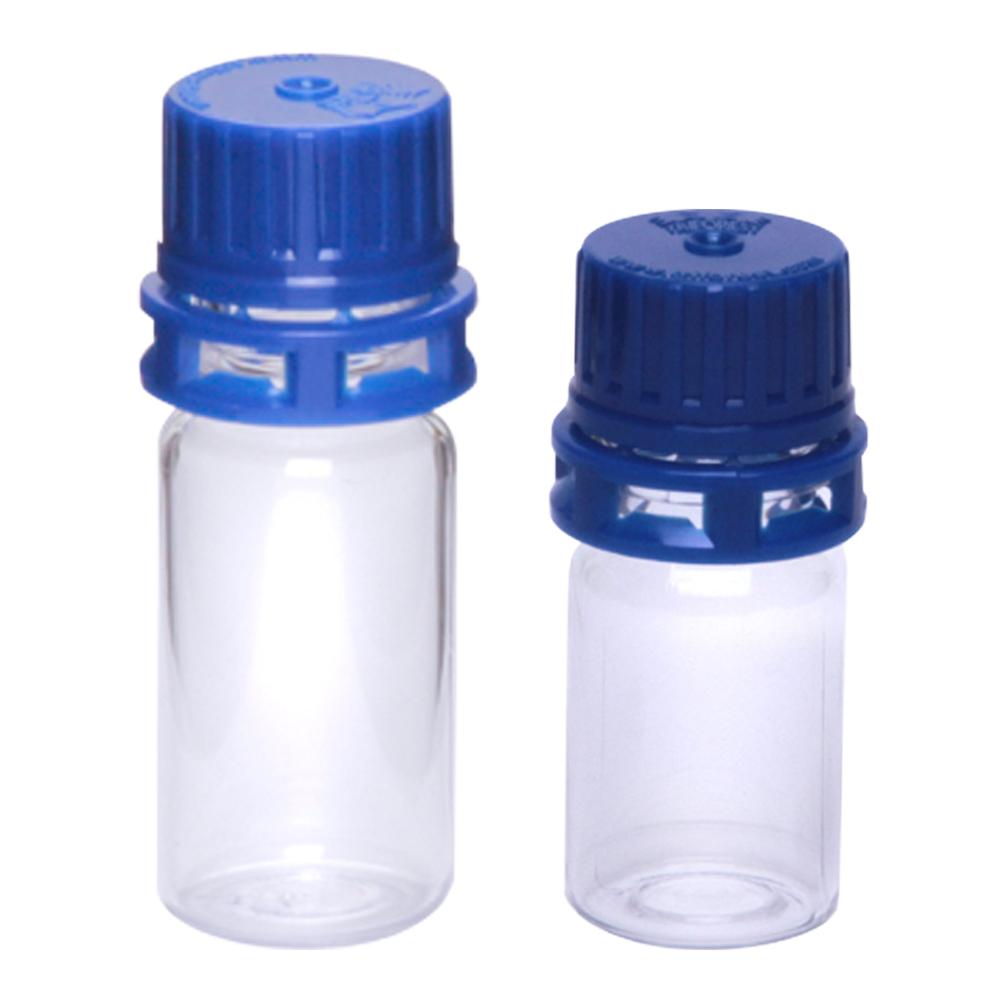 Sterile Serum Vials with Tamper Evident Cap