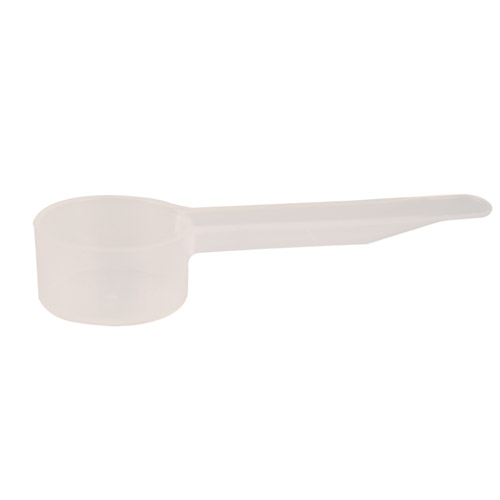 5cc (1 Tsp.) Natural Polypropylene Scoop