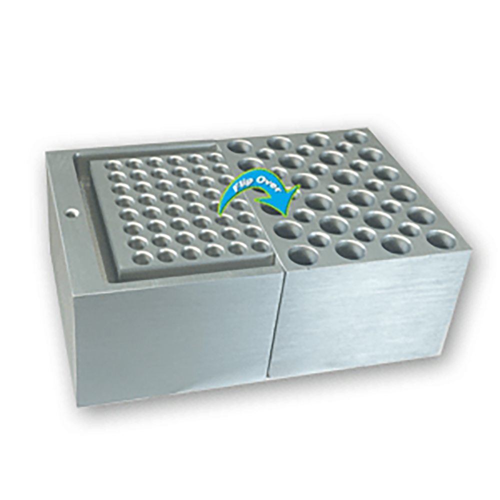 Quick-Flip™ Two-Sided Universal Block