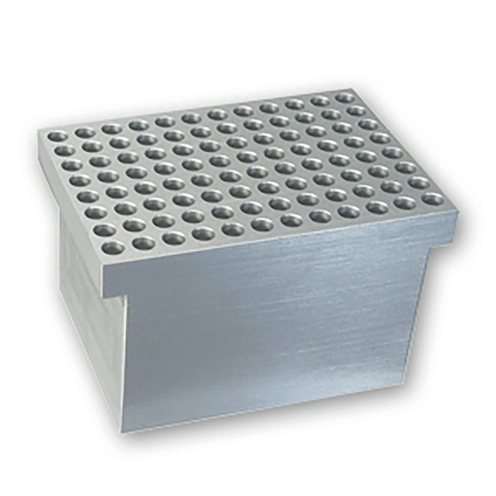 96 Slots x 0.2mL PCR Plate for 1 Position Dry Bath
