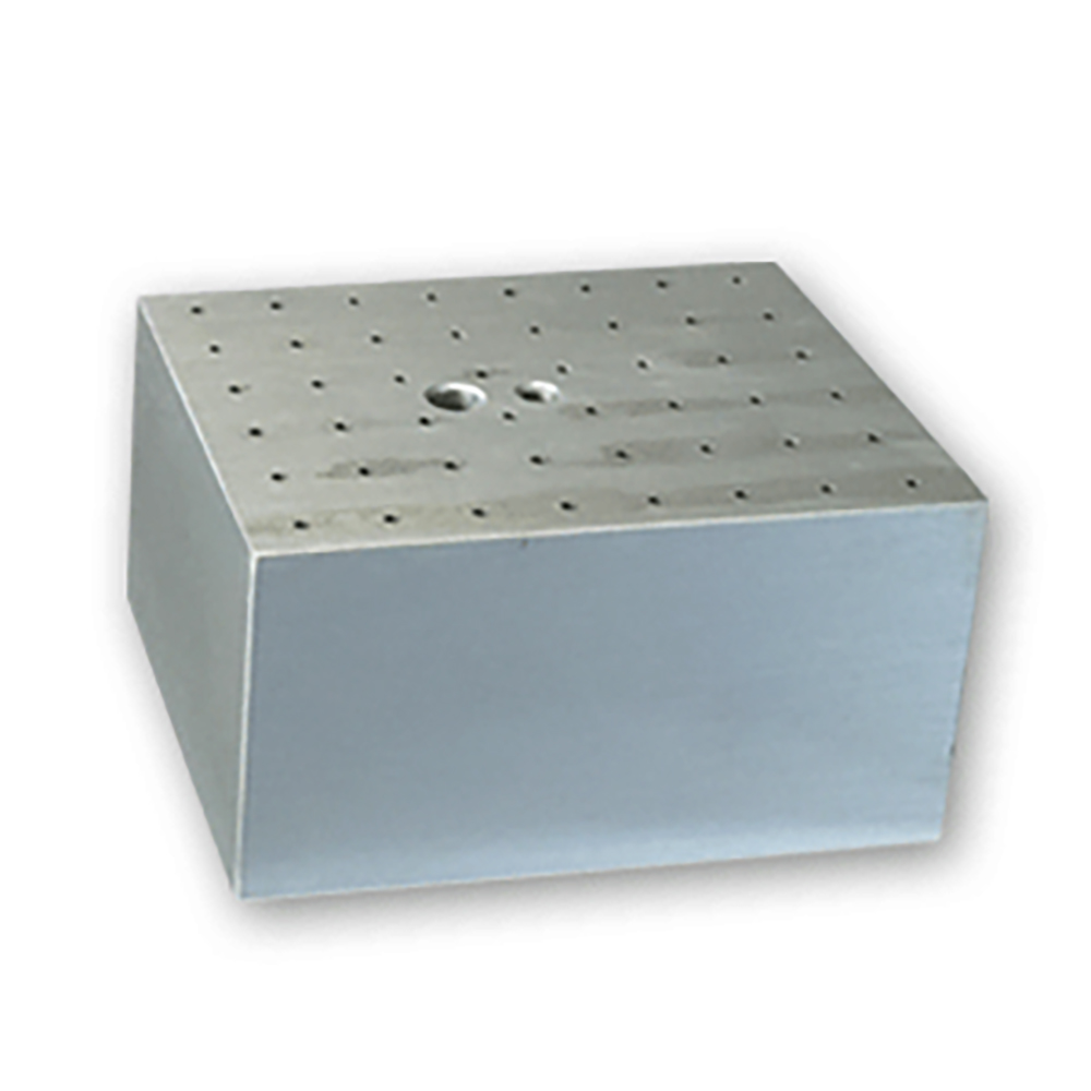 48 Slots x 1.9mm Hematocrit Tubes Block (Not Compatible with Cover)