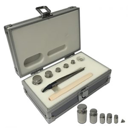 Accuris™ Class E2 Calibration Weight Set