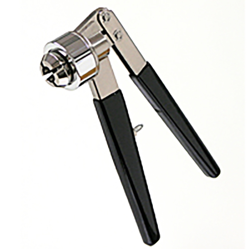 11mm Stainless Steel Hand Operated Decapper with Grip