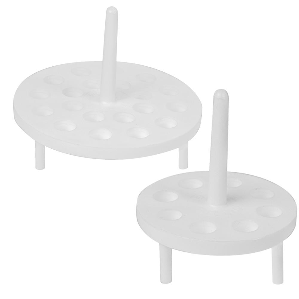 Round Microcentrifuge Floating Racks