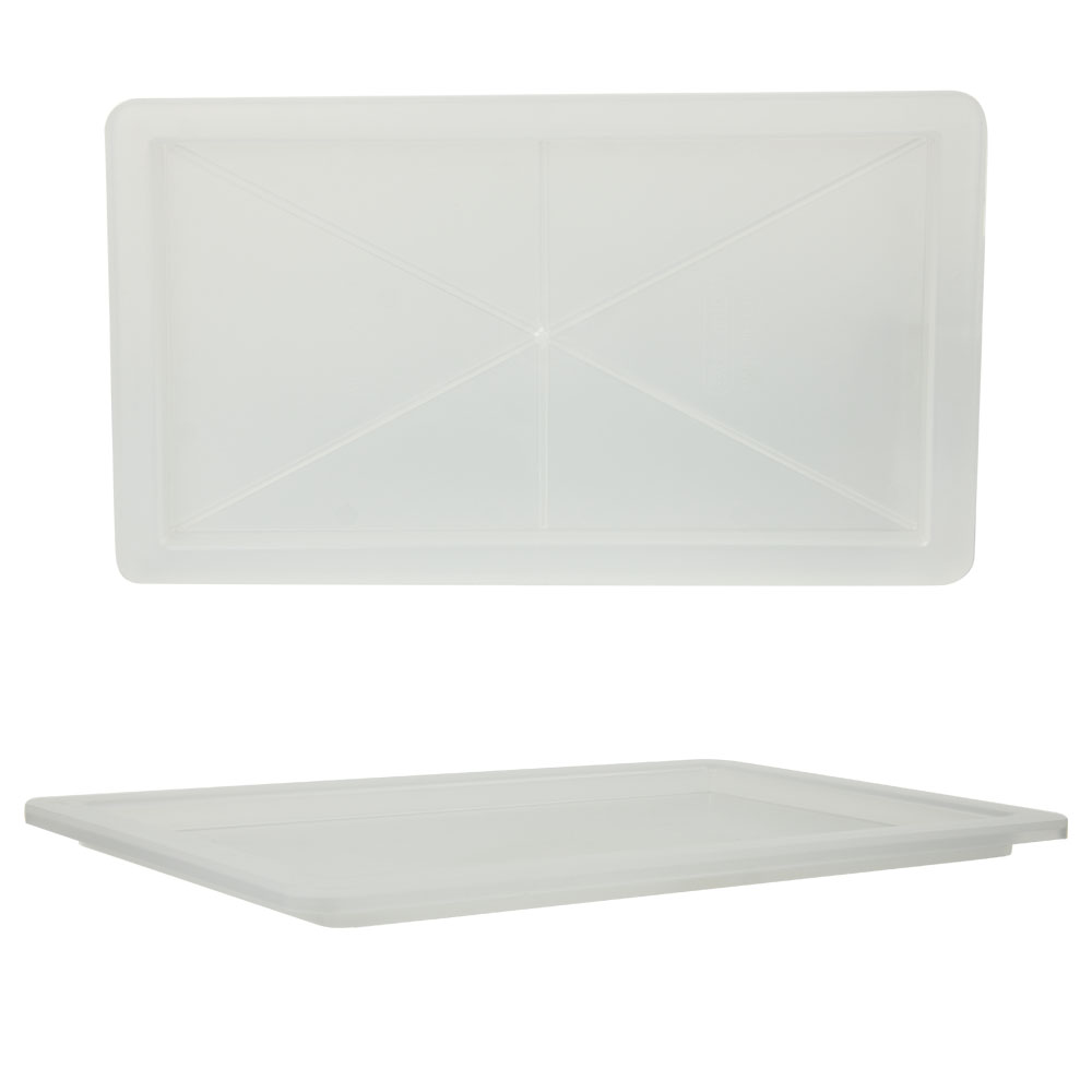 Lid for 118 oz. Polypropylene Containment Tray