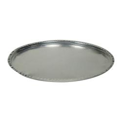 "4 3/4"" ID x 3/16""H Dyn-A-Dish® Disposable Moisture Pans"