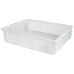 10 Liter HDPE Stackable Deep Tray