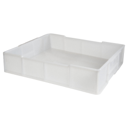 20 Liter HDPE Stackable Deep Tray