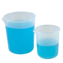 Fluoropolymer Beakers