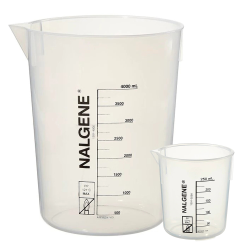 Thermo Scientific™ Nalgene™ Polypropylene Clear Griffin Low Form Beaker