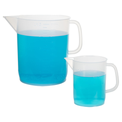 Short Form Polypropylene Pitchers