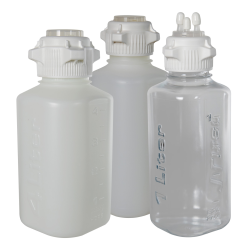 Heavy Duty Vacuum Bottles with Caps
