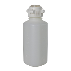 1 Liter Polypropylene Heavy Duty Vacuum Bottle with 53mm Open Cap