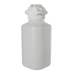 4  Liter HDPE Heavy Duty Vacuum Bottle with 83mm Open Cap