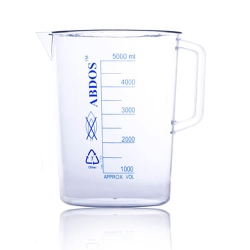 Polypropylene & TPX Beakers with Handles