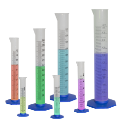 Thermo Scientific™ Nalgene™ Polypropylene Graduated Cylinders
