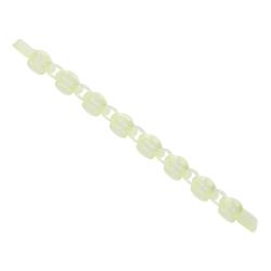 Yellow PCR Cap Strip