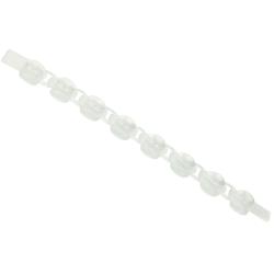 Natural PCR Cap Strip